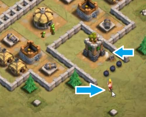 Level 26 - Sicilian Defence ] Hints & Tips | Clash Of Clans