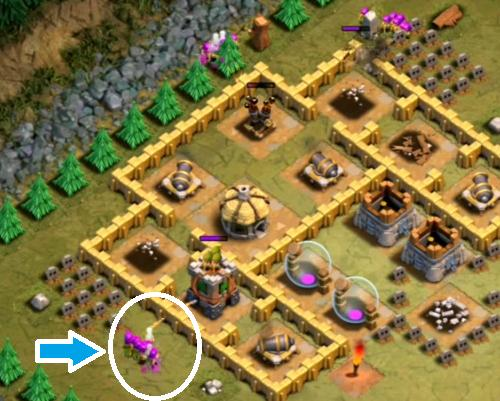Level 36 - Point Man] Hints & Tips | Clash Of Clans - GameA
